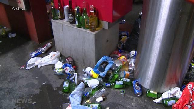 Stadt Bern will den «Sauberkeitsrappen» einführen