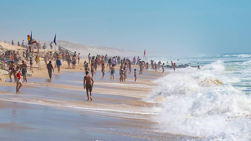 Neun Menschen ertrinken an französischer Mittelmeerküste