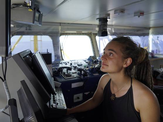 Rackete nicht mehr Teil der Sea-Watch-Crew: Rückkehr nach Deutschland?