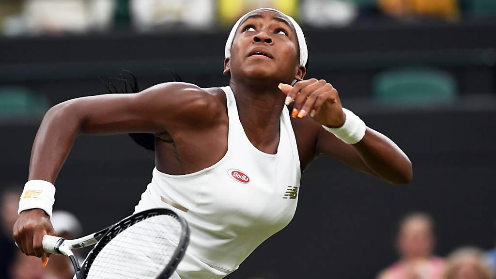 Teenager Gauff jüngste WTA-Turniersiegerin seit 15 Jahren