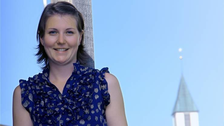 Barbara Vock war einst Lernende auf der Gemeindeverwaltung. Jetzt will sie in Bözen Gemeinderat werden.