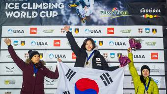 Han Na Rai Song gewinnt den Weltcup zum dritten Mal in Folge.