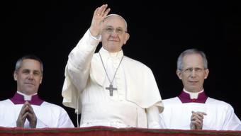 In seiner diesjährigen Weihnachtsbotschaft warnt Papst Franziskus in Rom vor der Zuspitzung des Konflikts zwischen Israel und den Palästinensern.