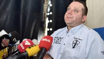 Circus Royal Direktor Oliver Skreinig gab am Mittwoch bekannt, dass er den Zirkus trotz Konkursverfahrens mit einer neuen Firma weiter betreibt.