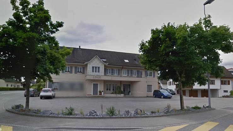 Der Landgasthof Linde liegt mitten in Kleindöttingen - in wenigen Monaten werden Gäste hier wieder einkehren können.