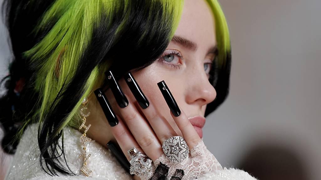 Billie Eilish lässt für Vogue die Hüllen fallen – und Insta dreht durch