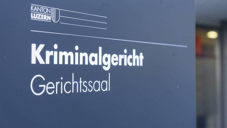 Luzerner Kriminalgericht spricht Mann aus Mangel an Beweisen frei