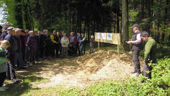 Der interessant gestaltete Banntag in Wolfwil zog viel Publikum an.