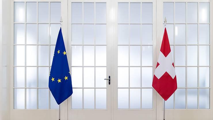 Im Kanton Basel-Stadt findet ein Warenaustausch mit der EU von insgesamt50 Millionen Franken statt – pro Tag. (Themenbild)