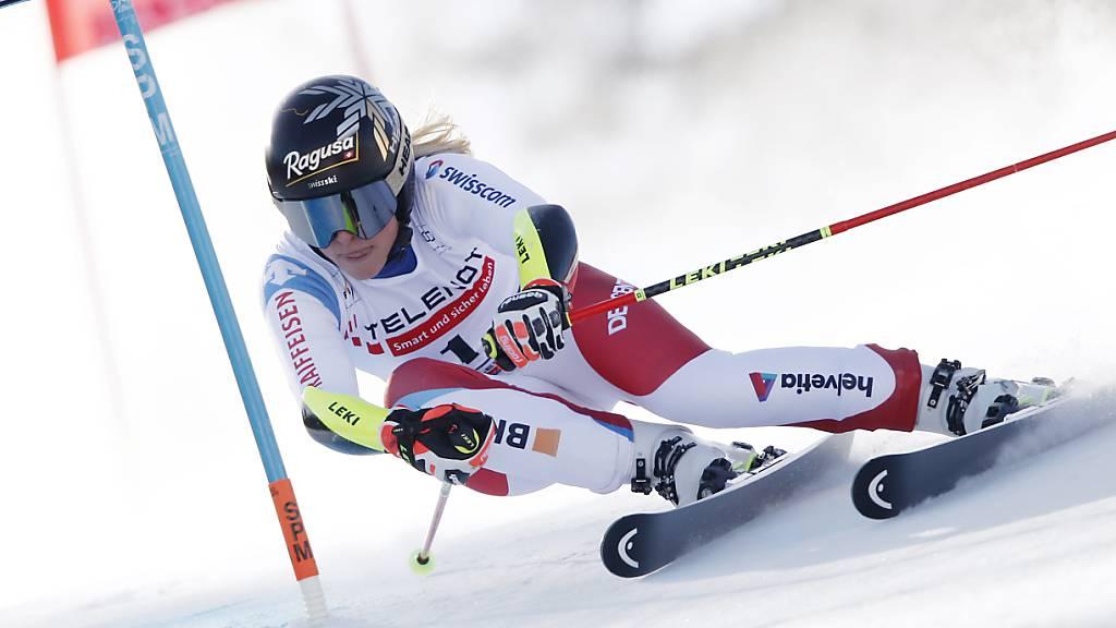 Lara Gut-Behrami sammelte in diesem Winter viele Punkte für die Schweiz