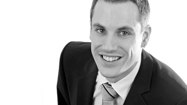 Patrick Müller (32) ist das neue Mitglied der Finanzkommission.