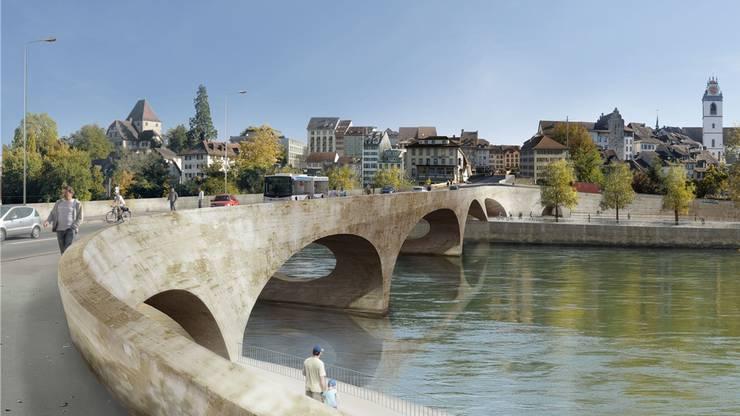 Das 33-Mio.-Franken-Projekt «Pont Neuf» wird in Angriff genommen.