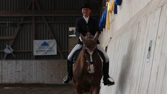 Die Schlieremerin Barbara Frei holte Platz zwei in der Prüfung L11.