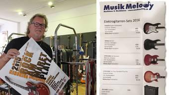 Kurt Gilomen, unter anderem Veranstalter von «Rock am Märetplatz», macht auf Facebook seinem Ärger Luft.