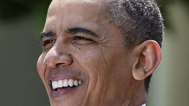 Obama würdigt Mitchell (Archiv)