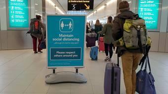 Reisende aus Schweden müssen neu in Quarantäne