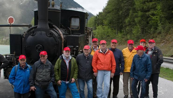 Achensee - Dampf - Zahnradbahn.