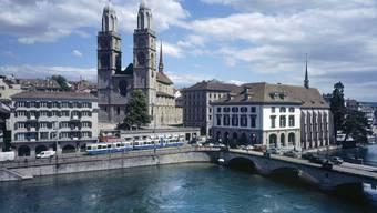 Über die Zürcher Niederlassung der Basler Kantonalbank flossen die meisten Gelder.