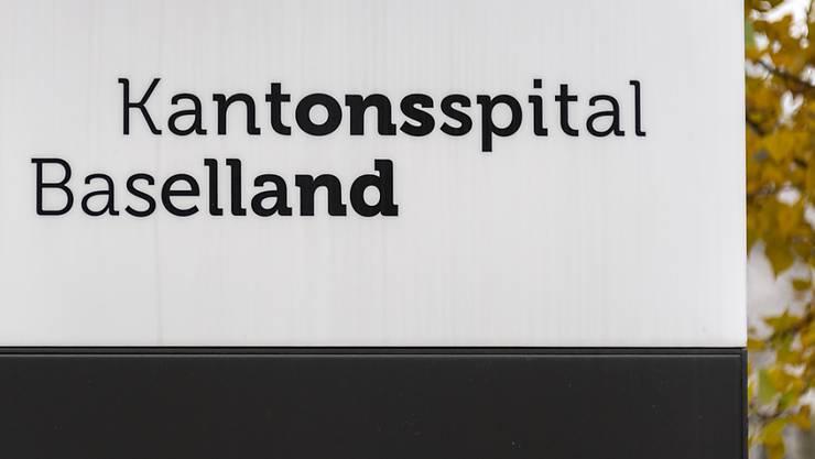 Der erste mit dem Coronavirus infizierte Patient im Kanton Baselland befindet sich auf einer Isolierstation im Spital.