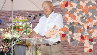 Seit 22 Jahren ist Peter Stadler als Gemeindeammann von Hirschthal tätig.