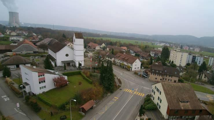 Die Gemeinde Obergösgen budgetiert tief rot.