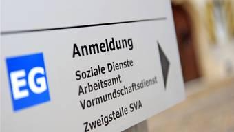 Trotz der Zusammenarbeit mit einem externen Partner bleiben die Sozialen Dienste Aarburg weiterhin Ansprechpartner für die Bevölkerung. Raphael Nadler