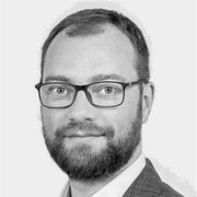 Fabian Hock, Ressortleiter Ausland