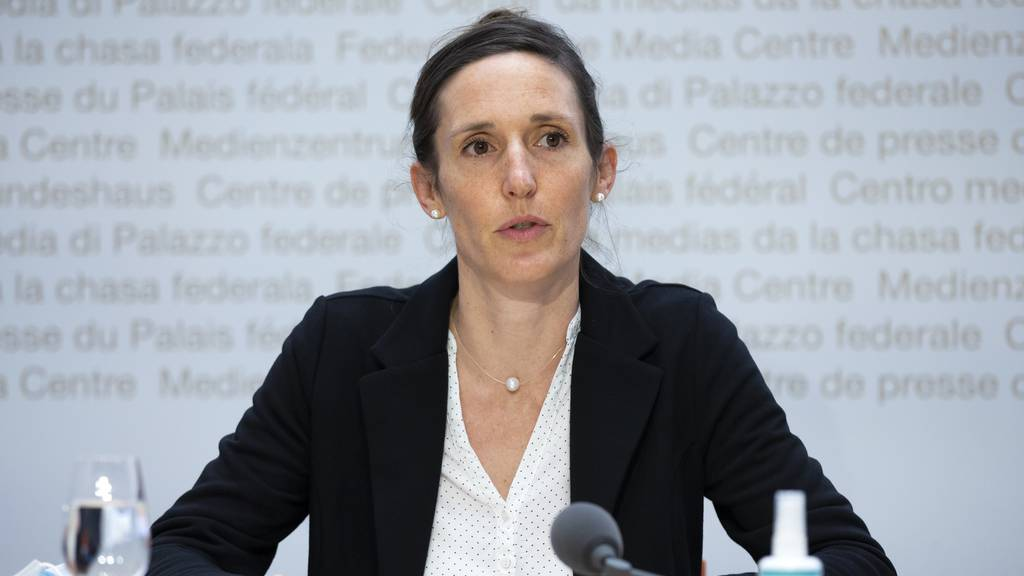 Tanja Stadler: «Beim aktuellen Tempo erreichen wir erst gegen Weihnachten eine ähnliche Impfquote wie  andere Länder Europas.»