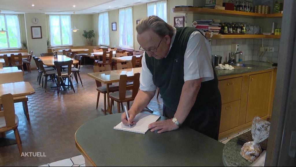 Hinterlegen von Kontaktdaten bei Restaurantbesuchen ist freiwillig