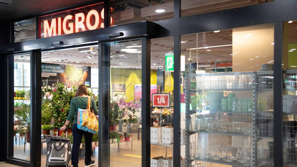 Migros senkt Preise von 600 Produkten um 10 Prozent