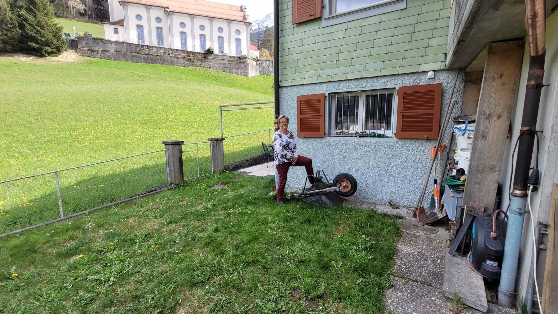 Jolanda Gisler aus Schattdorf