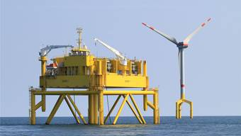 Der Bau des Grosswindkraftwerks Bard-Offshore 1 verzögert sich – die IWB überlegen sich ihre Beteiligung daran noch einmal.