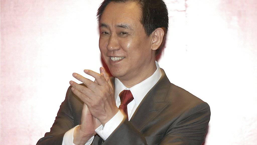 Reichster Chinese: Der Chef des Baukonzerns Evergrande Xu Jiayin. (Archiv)