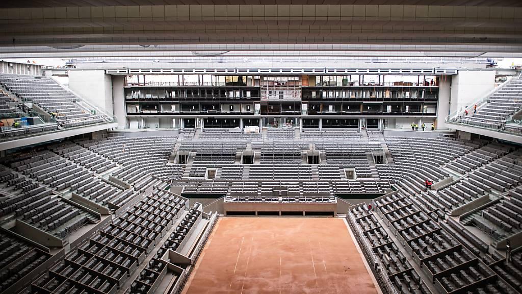 Fünf Spieler von der French-Open-Qualifikation ausgeschlossen