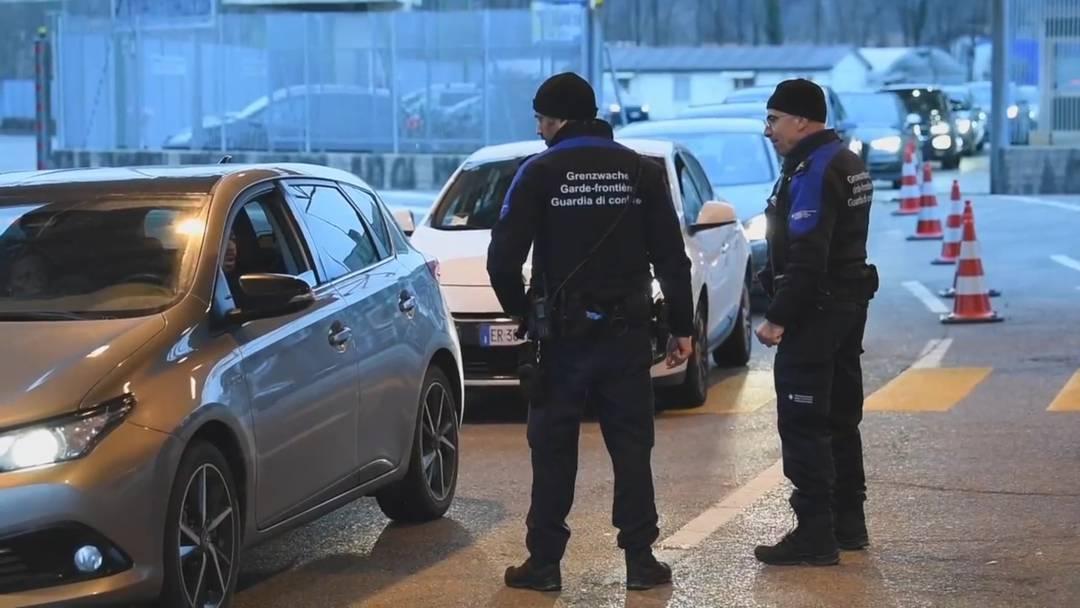 Grenzgänger kommen weiterhin in die Schweiz