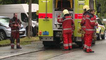 Zwei Leichtverletzte nach Brand in Wohnung