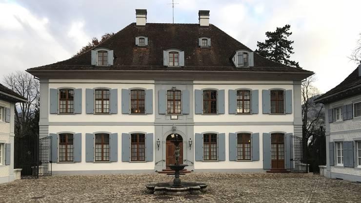 Seit 1951 im Besitz des Kantons: das Schloss Ebenrain in Sissach