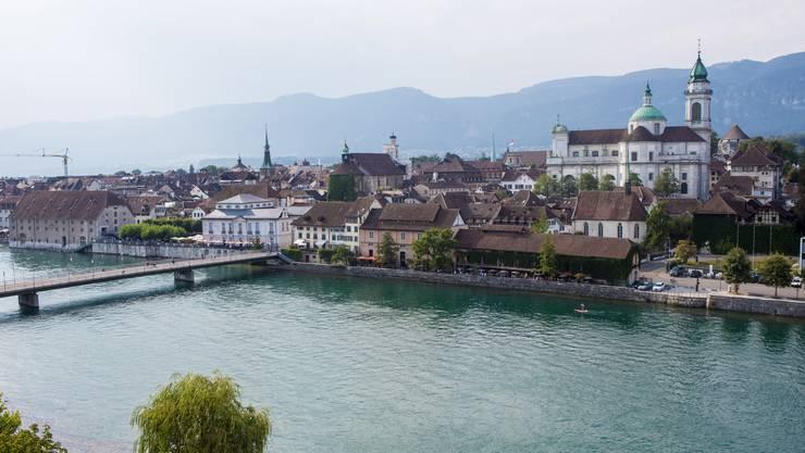 Solothurn: für viele die schönste Stadt der Welt.