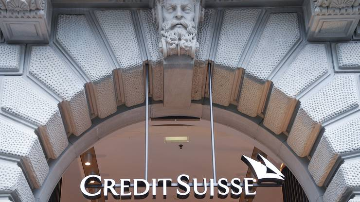 Die Credit Suisse übernimmt jetzt.