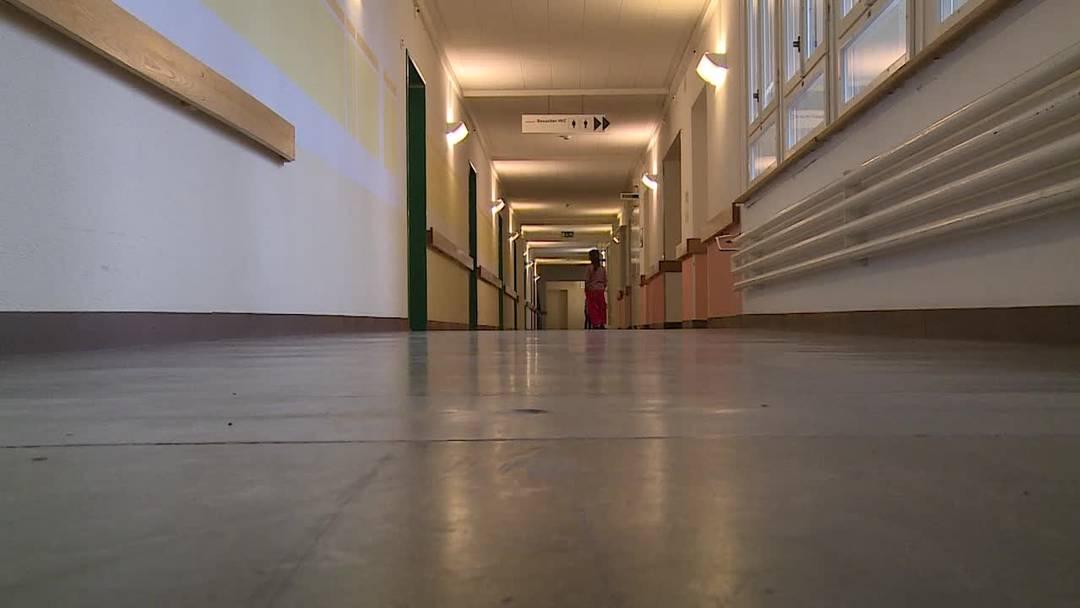 Einblicke in die grösste Asylunterkunft des Kantons in Zofingen