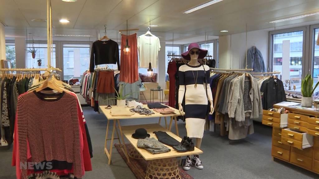 Mode nachhaltig tragen: Kleider ausleihen im Laden «Teil»