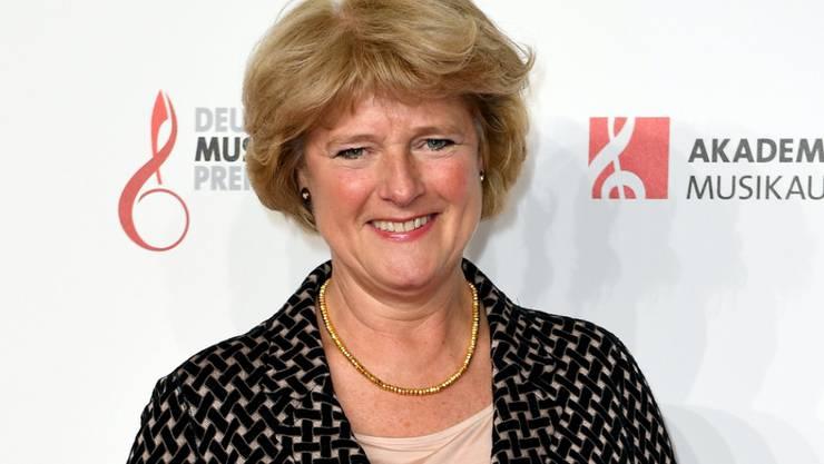 Die deutsche Kulturministerin Monika Grütters ist zufrieden: Die Vergabe des deutschen Musikpreises Echo wird es in der aktuellen Form nicht mehr geben. (Archivbild)