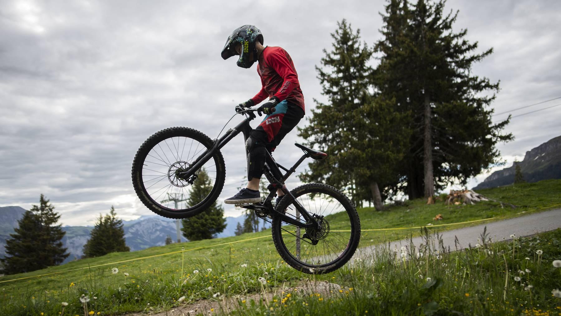 Der Mountainbike-Sport hat in den letzten Jahren einen Boom erlebt - in St.Gallen wurde dem Trend aber noch nicht Rechnung getragen. (Symbolbild)