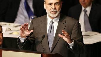 Arbeitsmarkt bereitet Bernanke weiter Sorgen