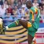 Papa Bouba Diop erzielte das erste WM-Tor von Senegal