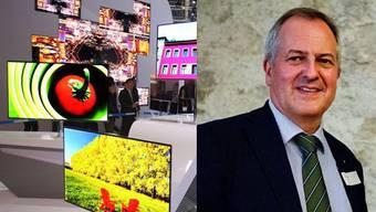 Anton Lauber ist Verwaltungsratspräsidenten des neuen Hightechzentrums.