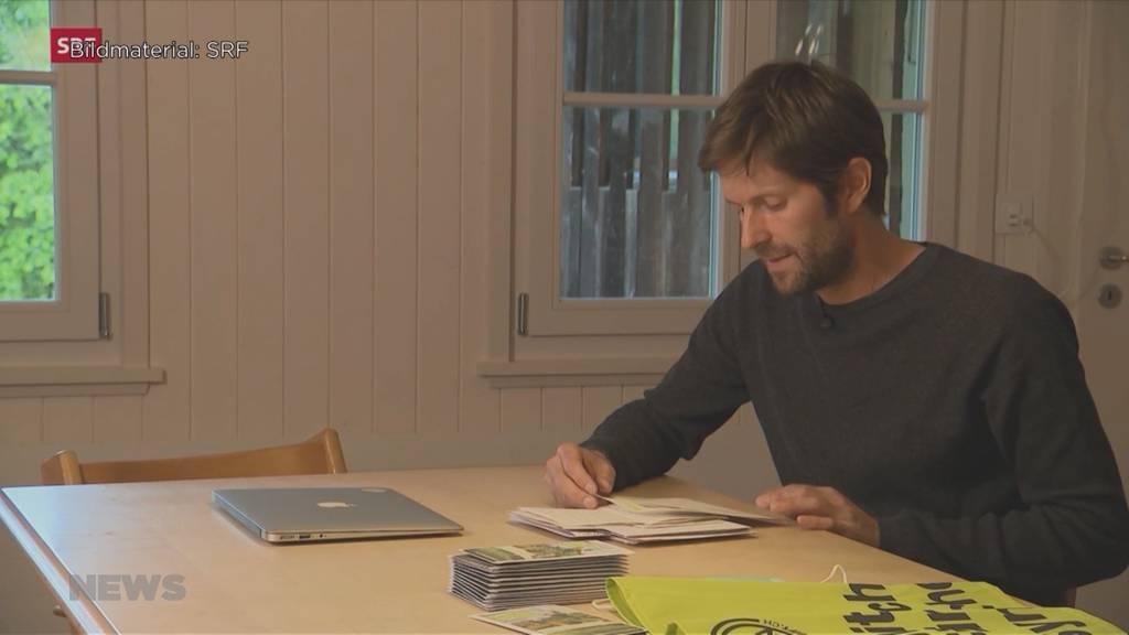 Wegen Drohungen: Nationalrat Kilian Baumann zieht sich aus Abstimmungskampf zurück