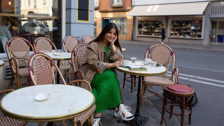 Sandra Rodrigues Pinto, Influencerin aus Basel.