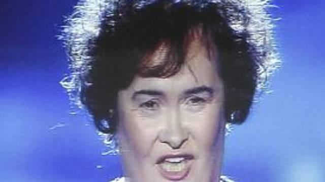 Kein Happy-End für Susan Boyle