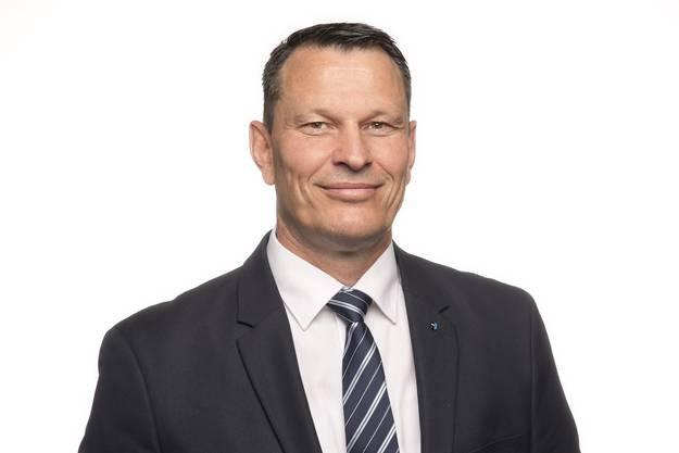 Roland Vogt, Wohlen, SVP (mit 6202 Stimmen gewählt), bisher